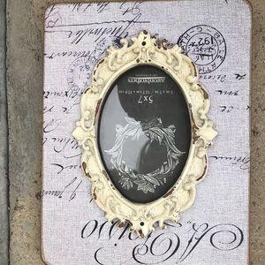 5x7 ornate vintage picture frame